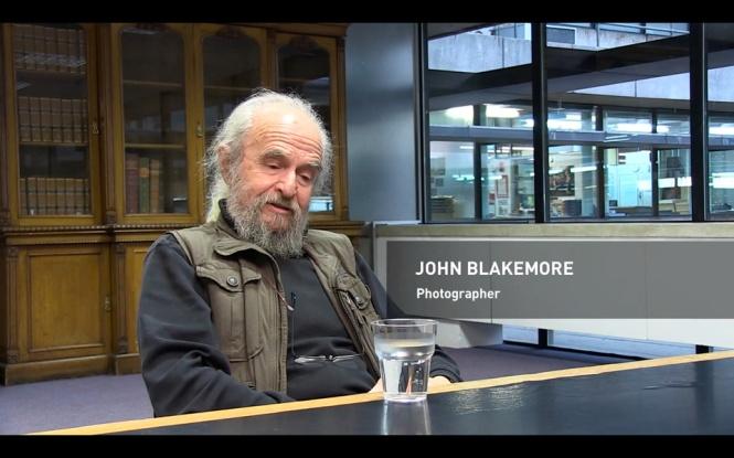 John Blackmore Archive