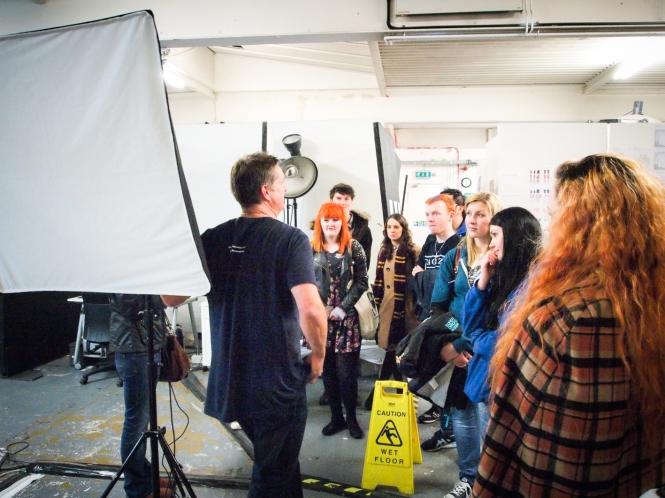 manchester studio visits 2014